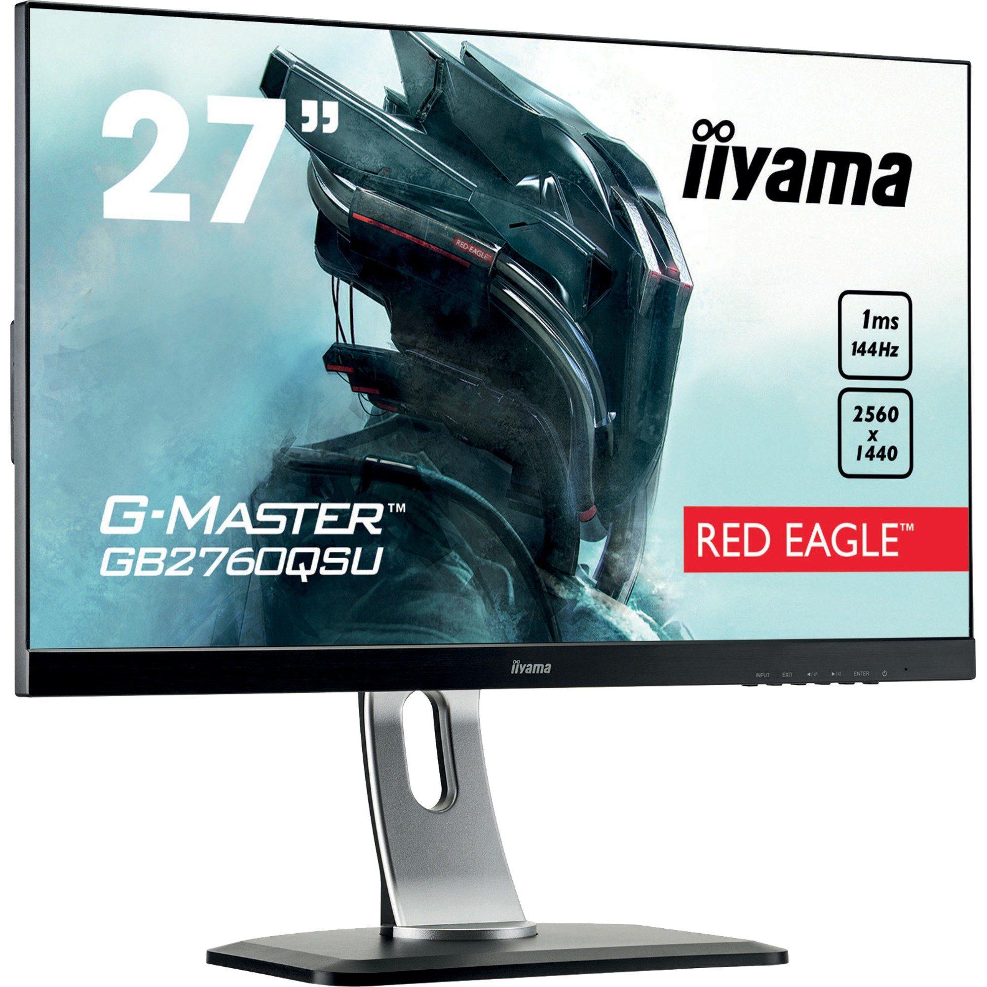 Iiyama LED-Monitor »27 L GB2760QSU-B1«