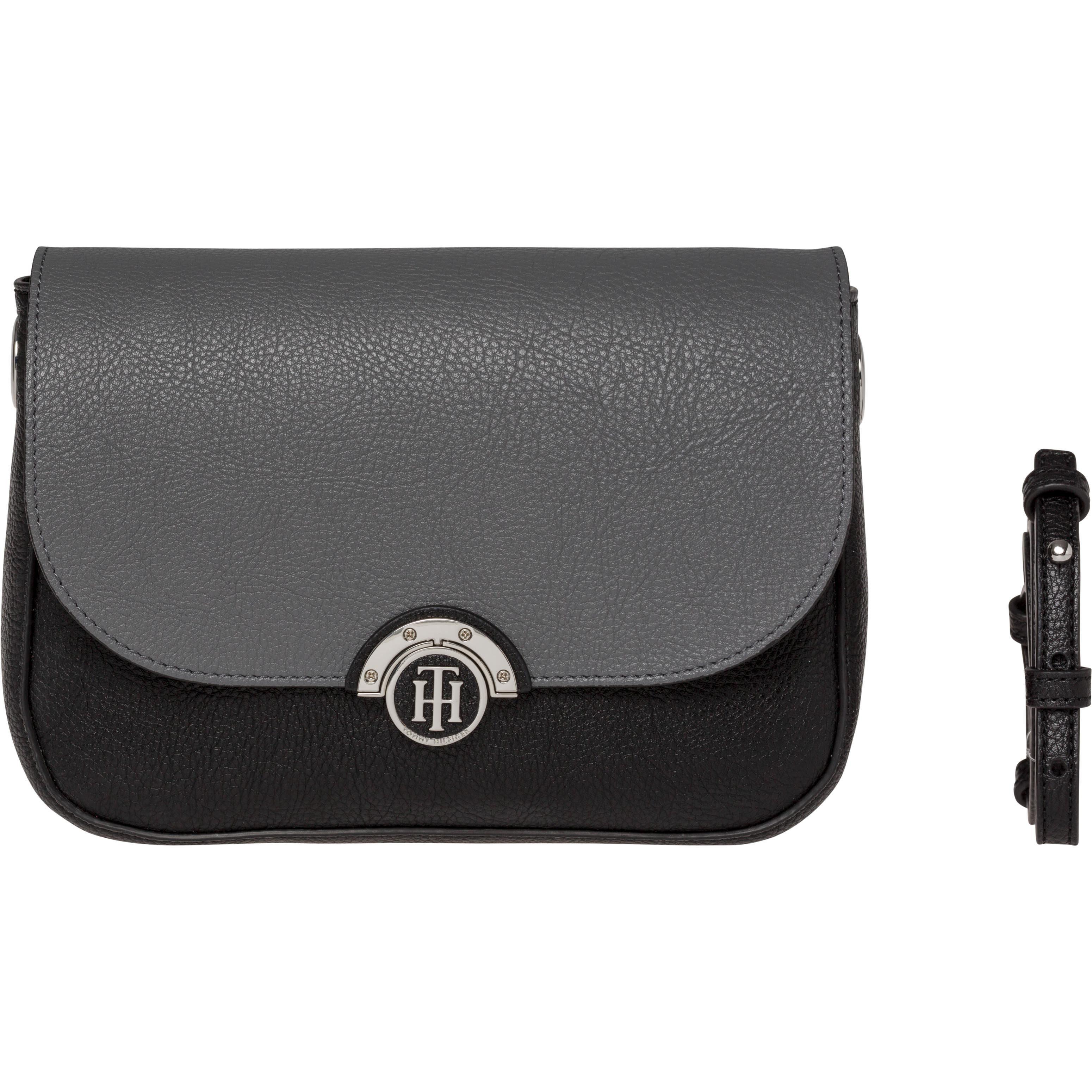 Tommy Hilfiger Handtaschen »EFFORTLESS NOVELTY FLAP CROSSOVER«