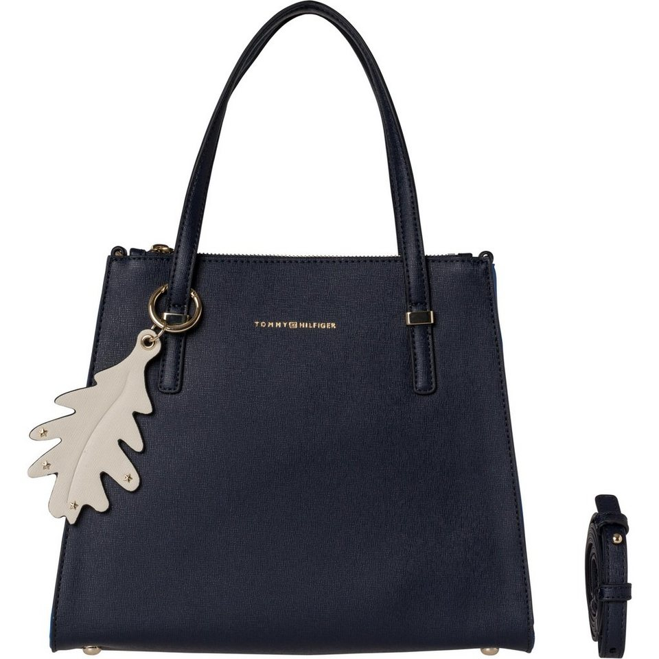 tommy hilfiger handtaschen modern satchel cb otto. Black Bedroom Furniture Sets. Home Design Ideas