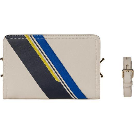 Tommy Hilfiger Handtaschen »TH PREP BOXY CROSSOVER STRIPE«