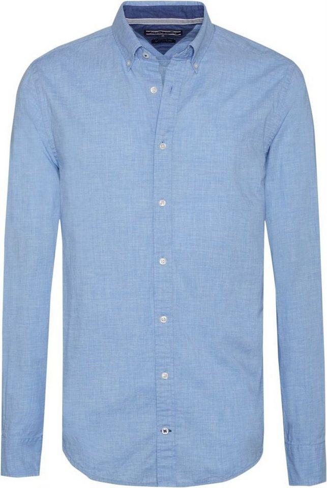 Tommy Hilfiger Hemd »HTR SHIRT NF2« online kaufen   OTTO 40dfe803b0
