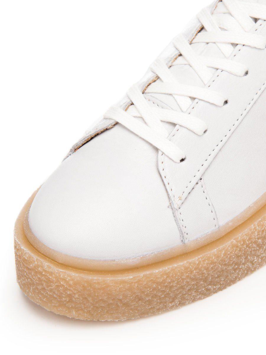 Bianco Kompakte Plim- Sneaker online kaufen  White