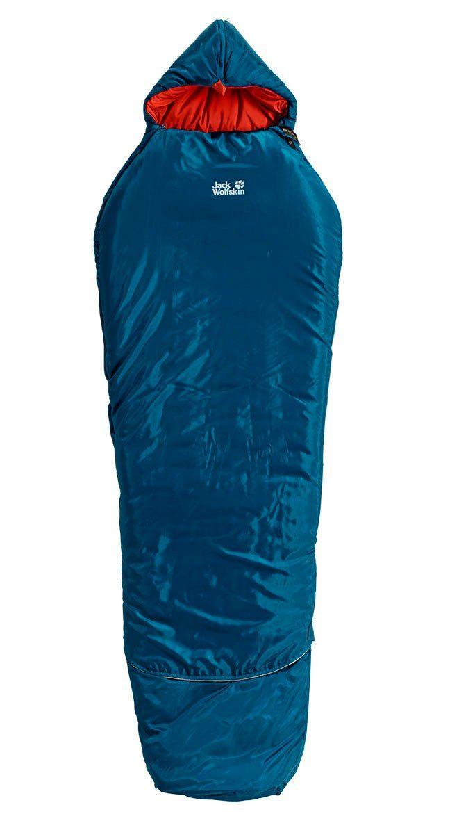 Jack Wolfskin Schlafsack »Grow Up Comfort Sleeping Bag Kids«