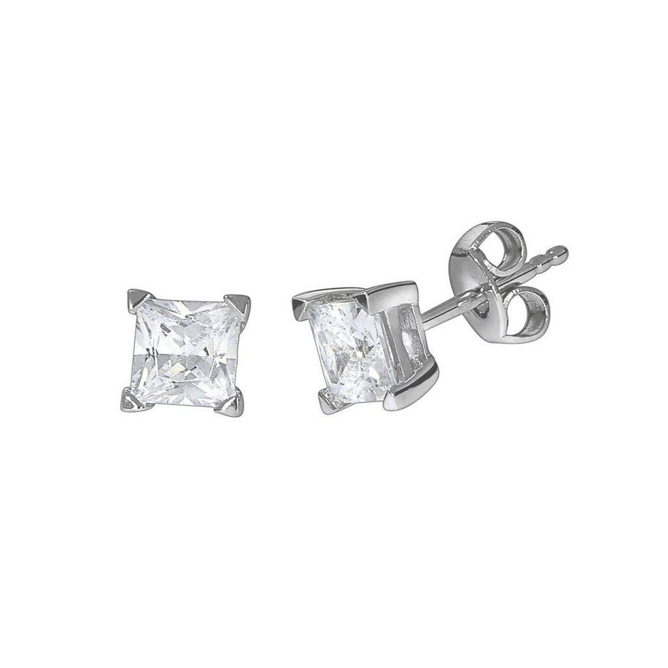 0620ab5dc5cd Firetti Ohrstecker »925 - Sterling Silber Zirkonia« online kaufen   OTTO