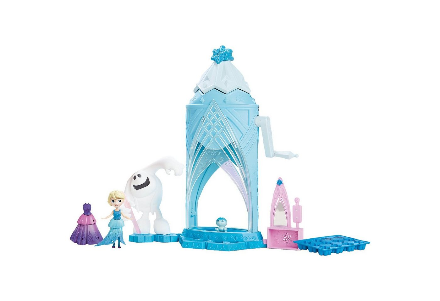 Hasbro Die Eiskönigin Little Kingdom Elsas Schneezauber