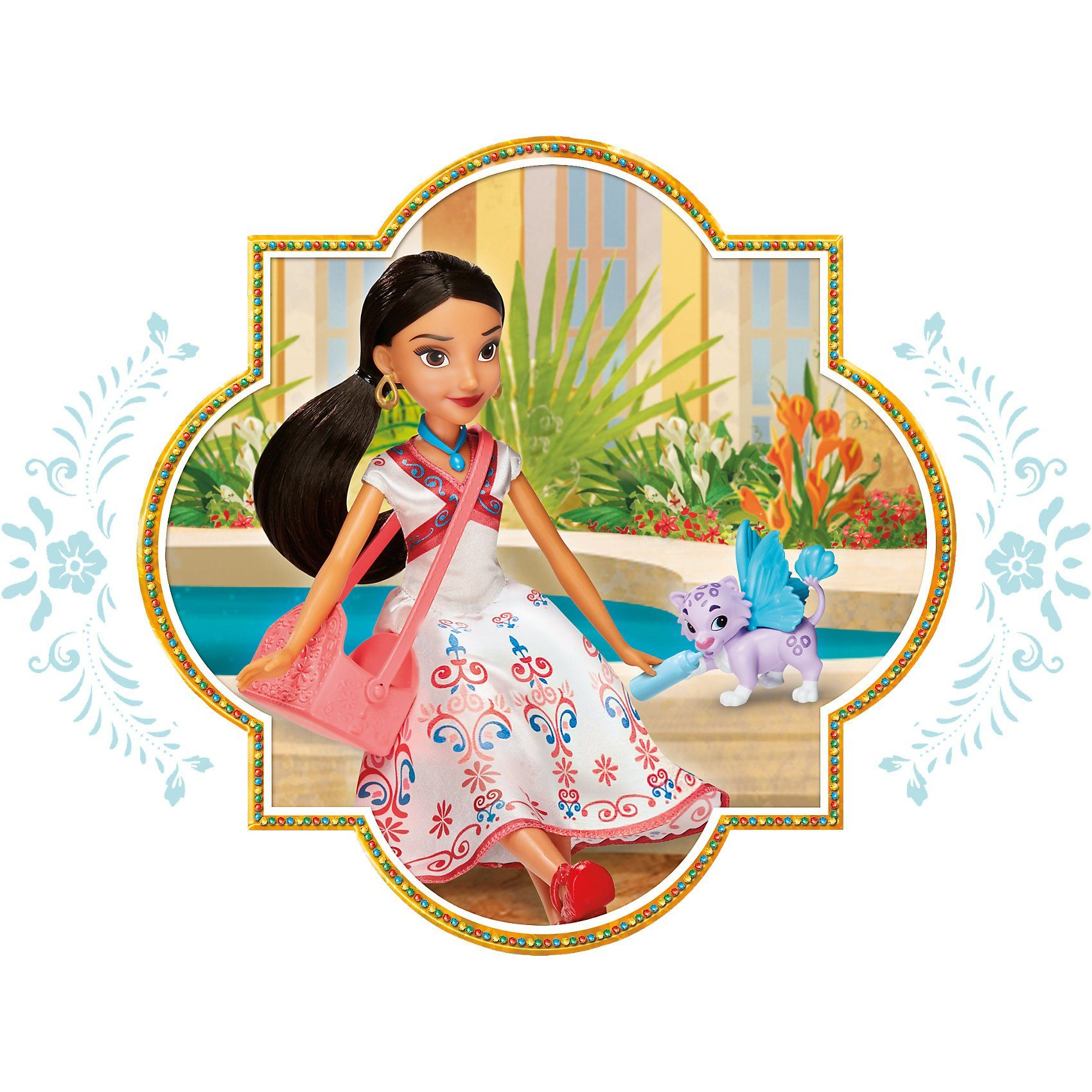 Hasbro Elena von Avalor mit Baby Adlopard