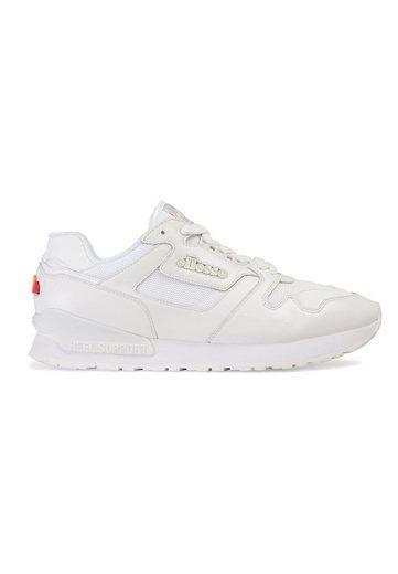 Ellesse »Ellesse Damen Sneaker 147 SUED AF 6-13586 Wht Wht Weiß« Sneaker