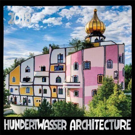 Kalender »Hundertwasser Broschürenkalender Architektur 2018«