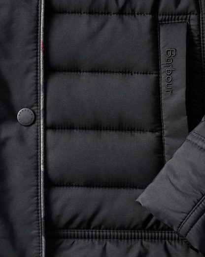 Barbour Steppjacke Mull