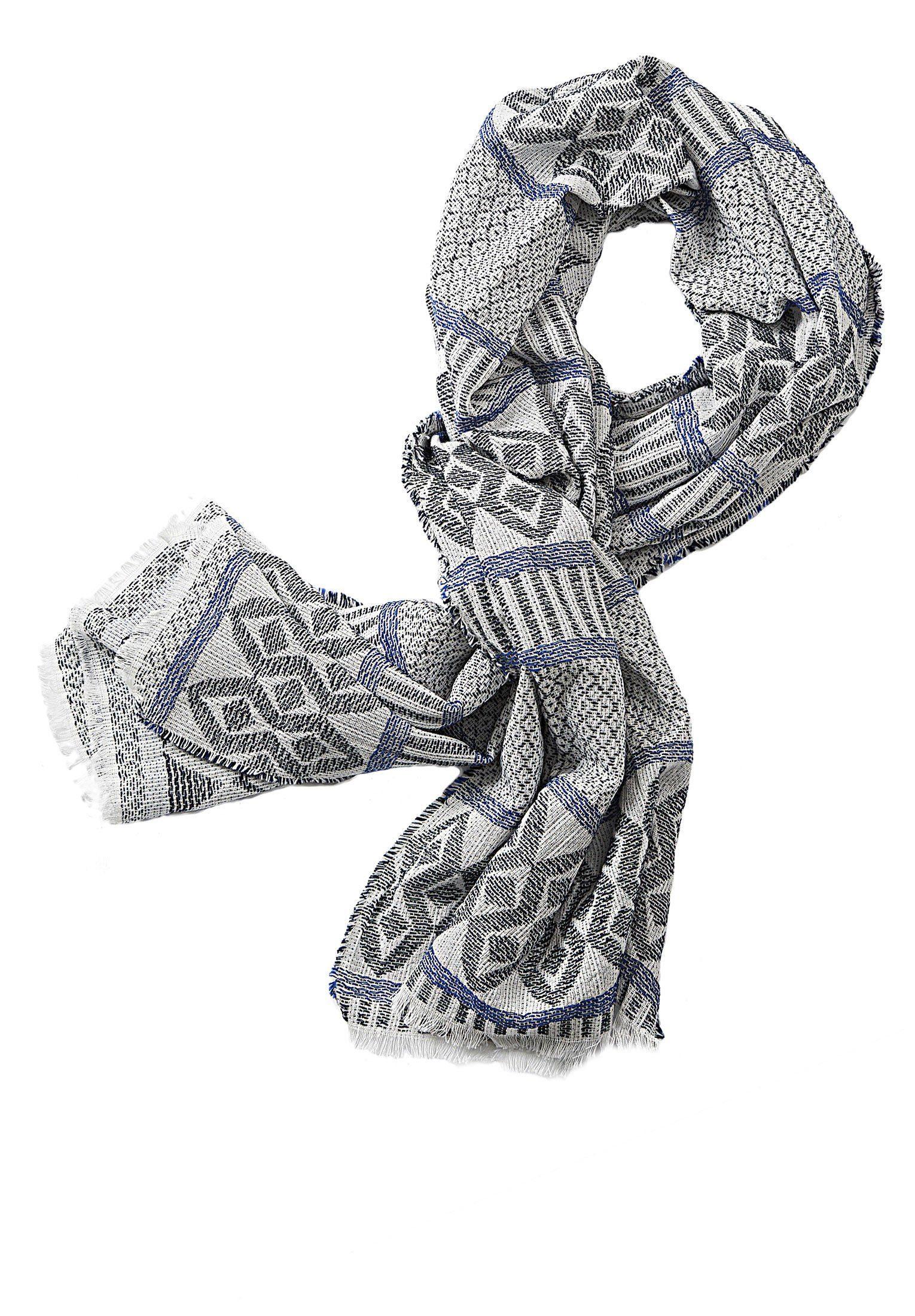 Betty&Co Schal mit modischem Muster