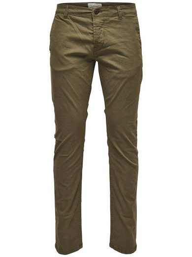 ONLY & SONS Robuste Baumwoll-Chinos