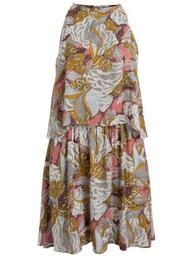 Pieces Dress Print-