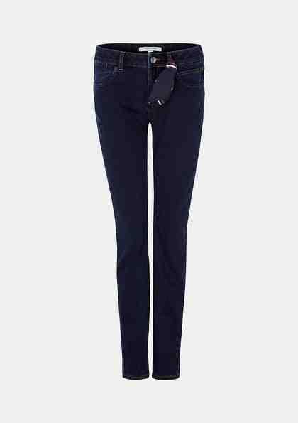COMMA Jeans im dezenten Used-Look