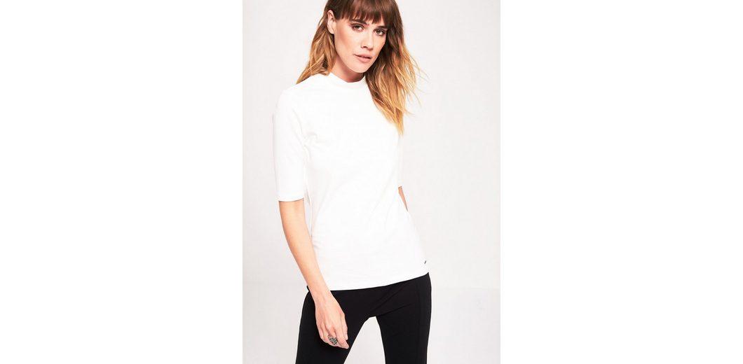 Neuesten Kollektionen Online COMMA Jerseyshirt mit kurzen Ärmeln 2018 Online OUePpo