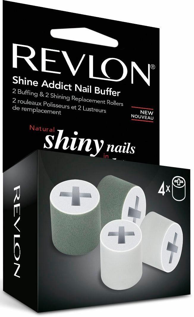 Revlon® SHINE ADDICT Nagelpolierer Ersatzrollen, für lang anhaltende glänzende Nägel