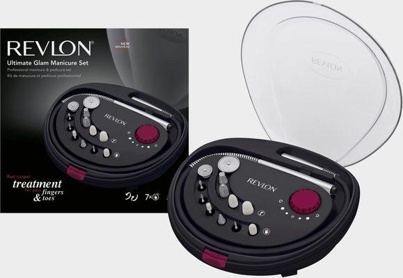 Revlon Maniküre-Pediküre-Set »ULTIMATE GLAM RVSP3526E«