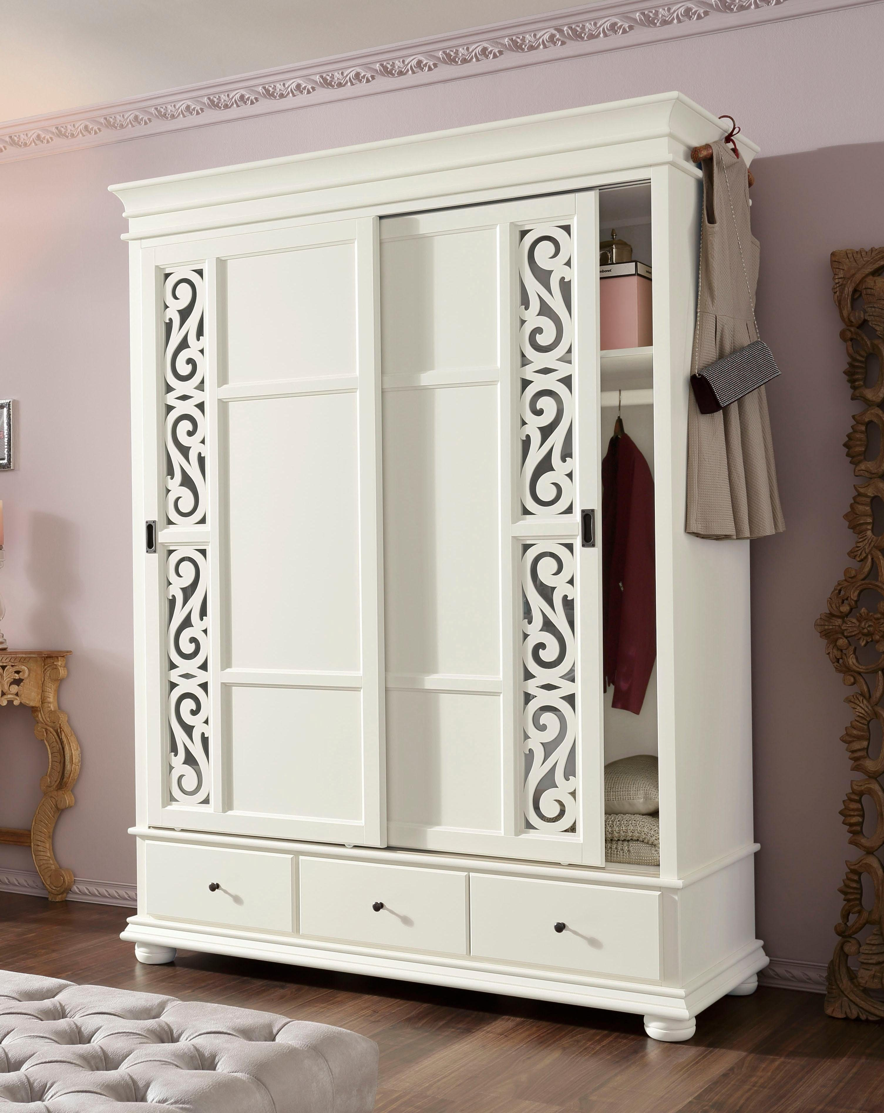Premium collection by Home affaire Schiebetürenschrank «Arabeske», 2-trg, Breite 160 cm