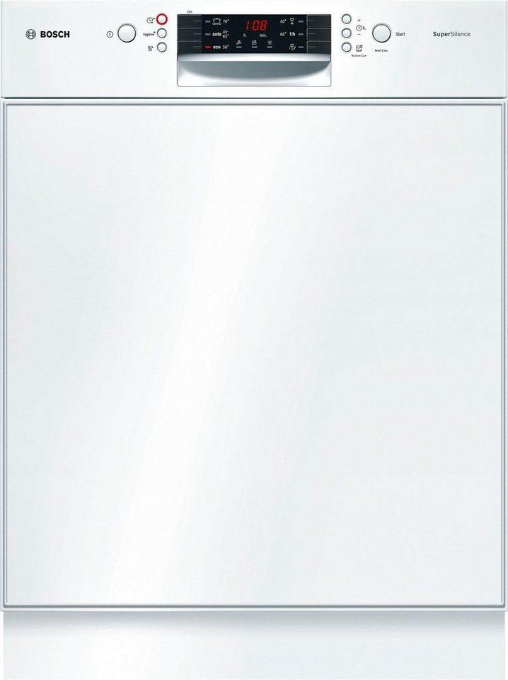 BOSCH Unterbaugeschirrspüler SMD46IW03E A 9 5 Liter