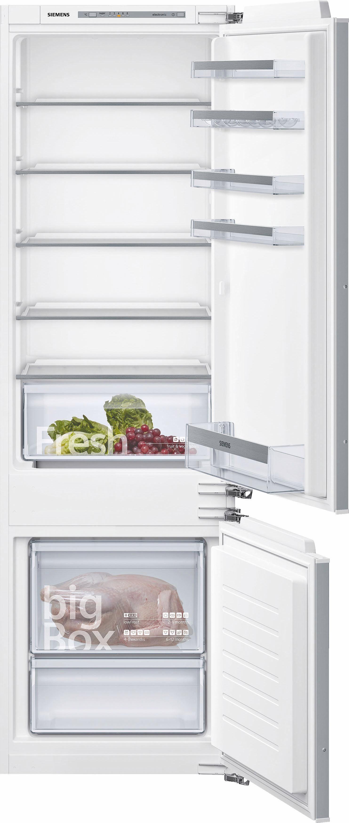 SIEMENS Einbaukühlschrank KI87VVF30, 177,2 cm hoch, 54,5 cm breit, Energieeffizienzklasse: A++, 177,2 cm hoch