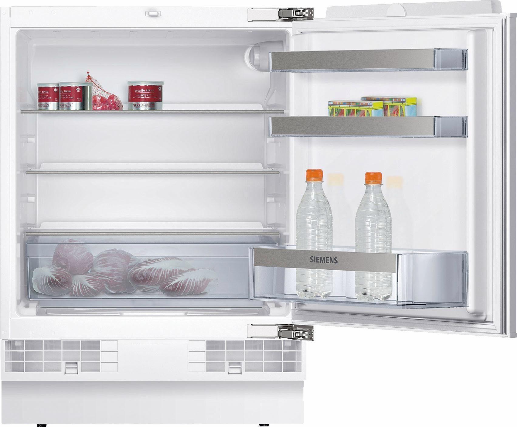 SIEMENS Einbaukühlschrank KU15RSX60, 82,0 cm hoch, 59,8 cm breit, A++, 82 cm hoch, integrierbar