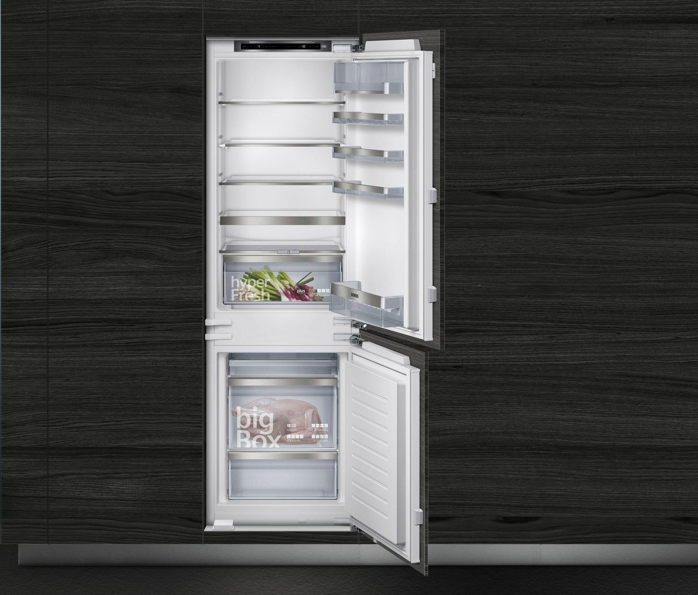 SIEMENS Einbaukühlschrank KI86SAD30, 177,2 cm hoch, 54 cm breit, Energieeffizienzklasse A++, 177,5 cm