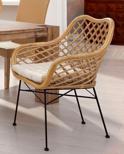 Home affaire Rattansessel