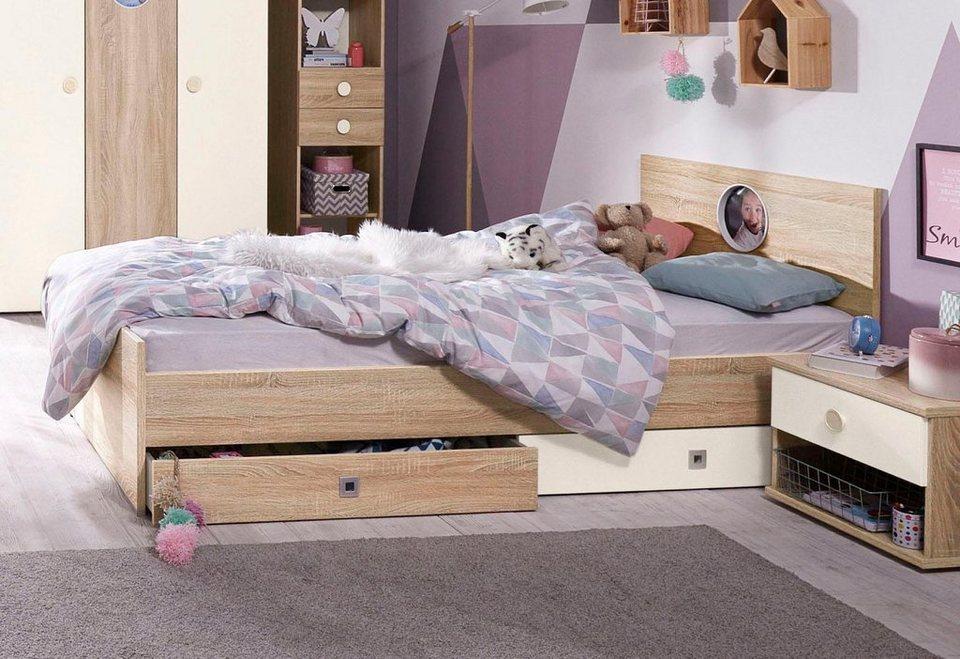 wimex bett hamburg jugendbett online kaufen otto. Black Bedroom Furniture Sets. Home Design Ideas