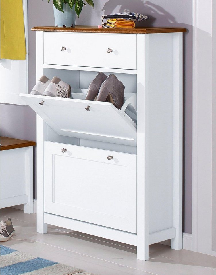 home affaire schuhschrank abelina breite 77 cm otto. Black Bedroom Furniture Sets. Home Design Ideas