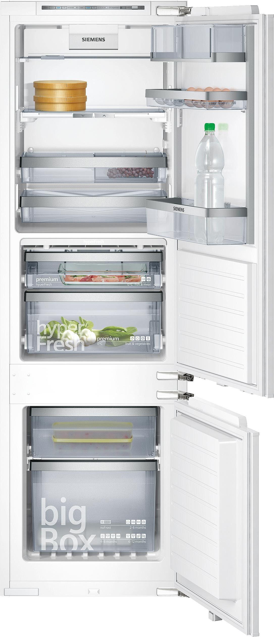 Siemens vollintegrierte Einbau-Kühl-Gefrier-Kombination KI39FP60, A++, 177,2 cm hoch