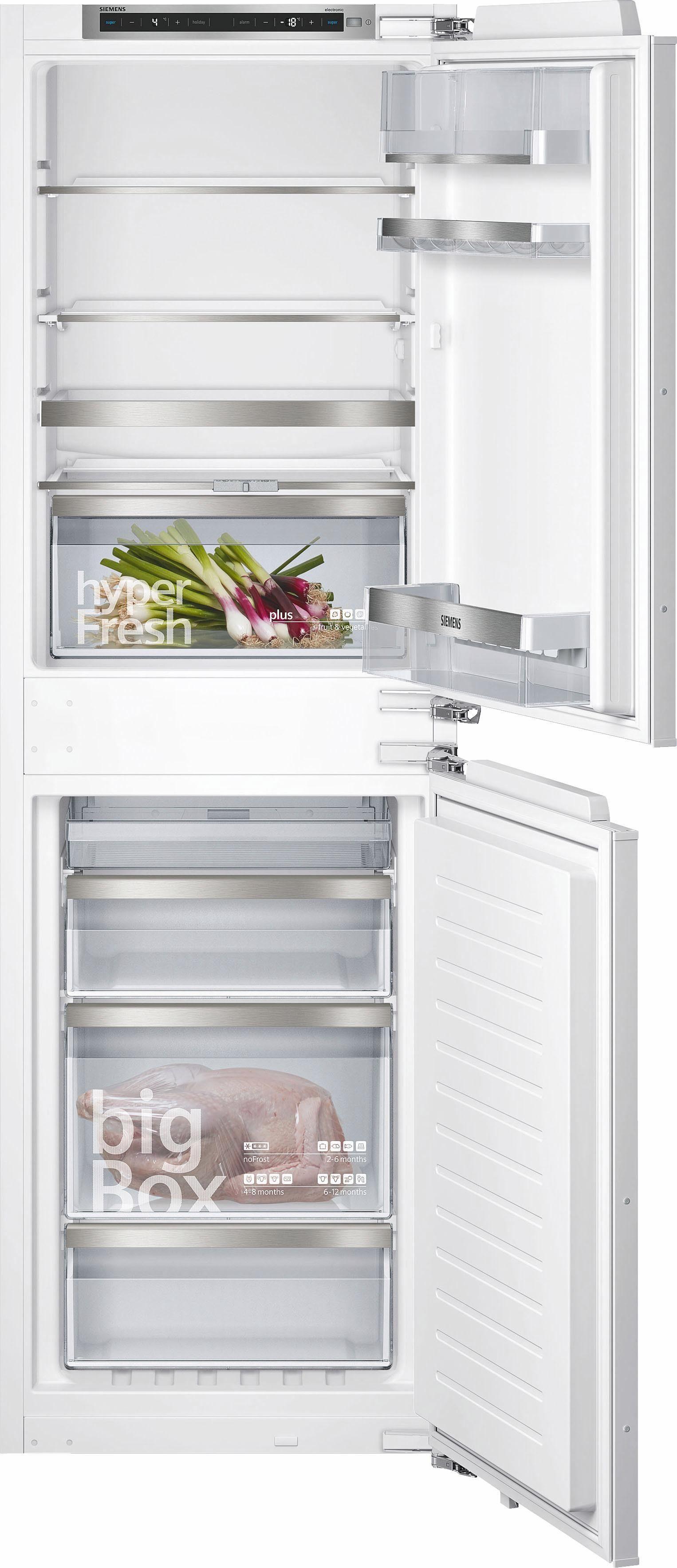 SIEMENS Einbaukühlschrank KI85NAD30, 177,2 cm hoch, 54,5 cm breit, Energieeffizienzklasse: A++, 177,2 cm hoch
