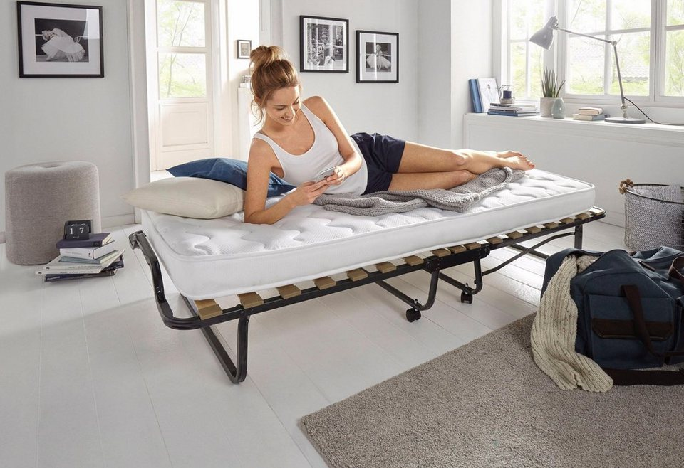 g stebett inkl staubschutzh lle online kaufen otto. Black Bedroom Furniture Sets. Home Design Ideas