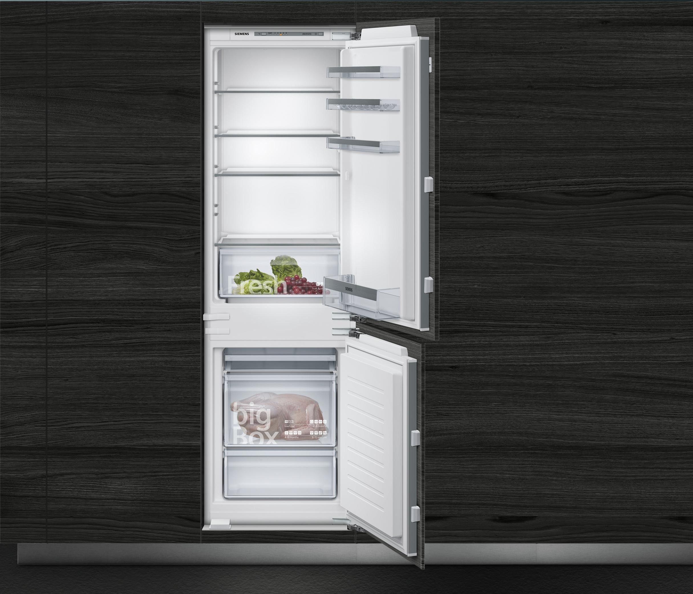 SIEMENS Einbaukühlschrank KI86VVF30, 177,2 cm hoch, 54,5 cm breit, Energieeffizienzklasse: A++, 177,2 cm hoch