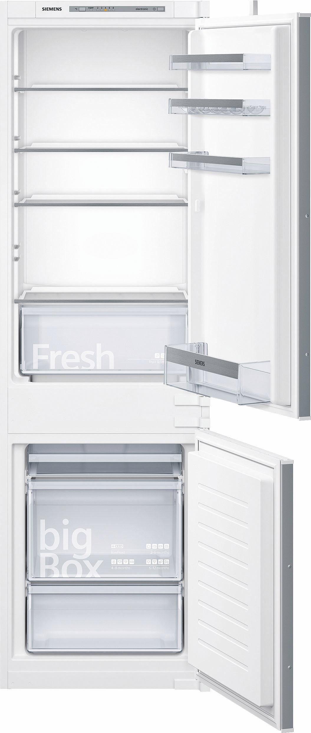 SIEMENS Einbaukühlschrank KI86VVS30, 177,2 cm hoch, 54,5 cm breit, Energieeffizienzklasse: A++, 177,2 cm hoch