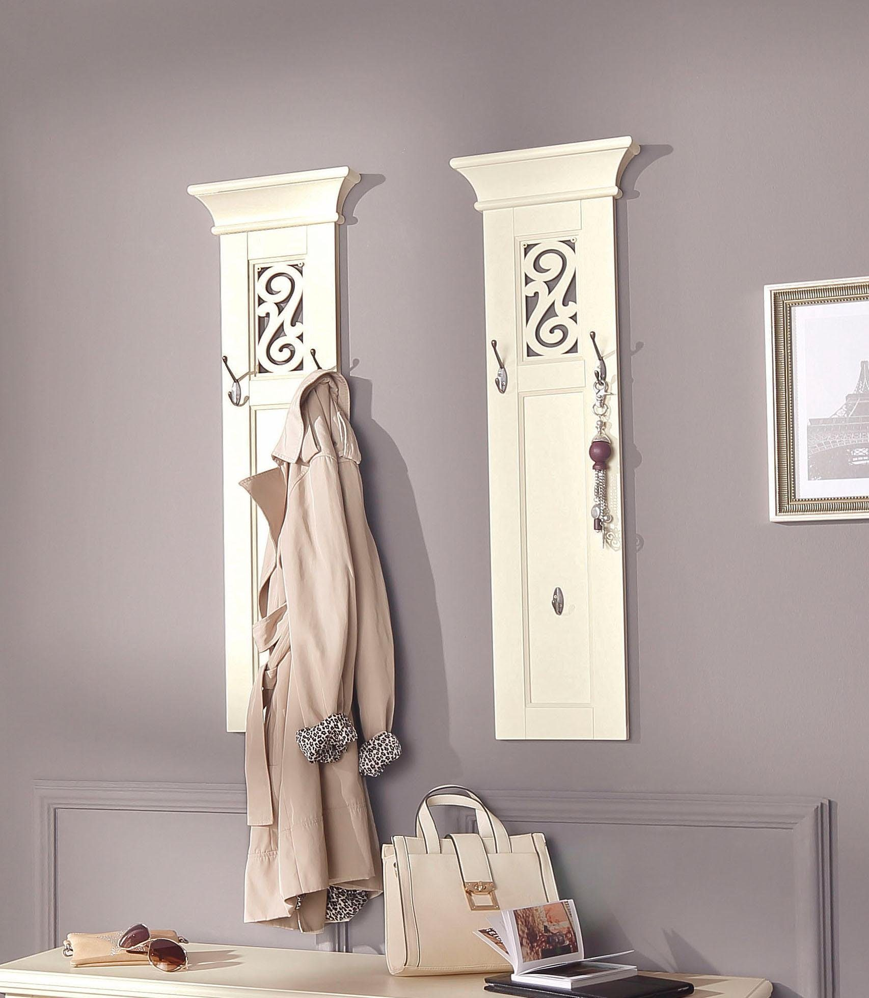 Premium collection by Home affaire, Garderobe »Arabeske«, im 2er Set