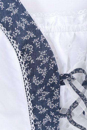 Marjo Trachtenshirt Damen im Carmen-Look