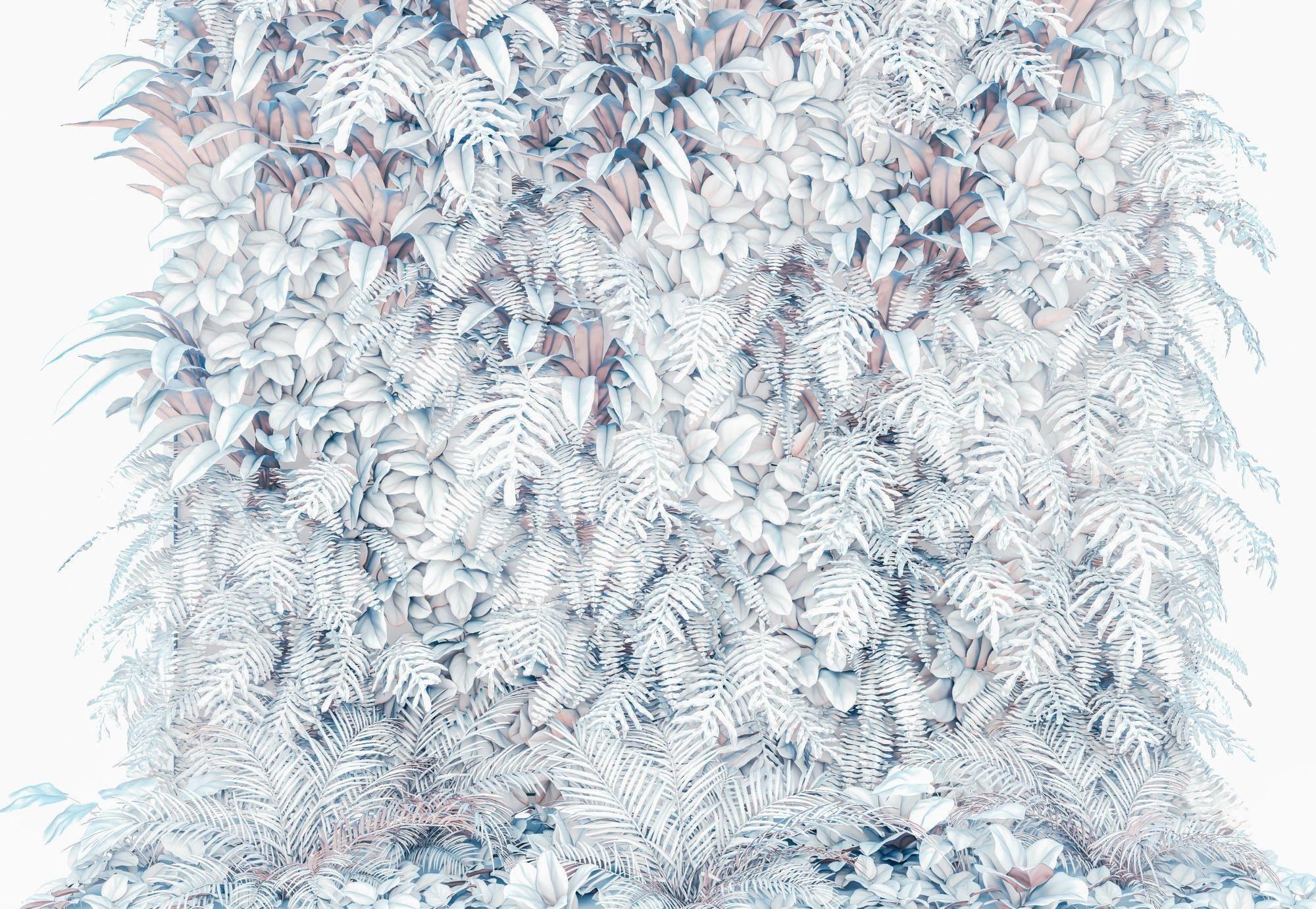 Komar Fototapete »Vertical Garden« 368/254 cm