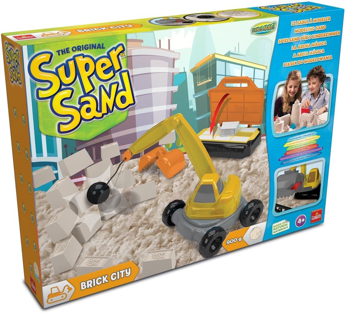 Goliath Kreativspiel, »Super Sand Brick City«
