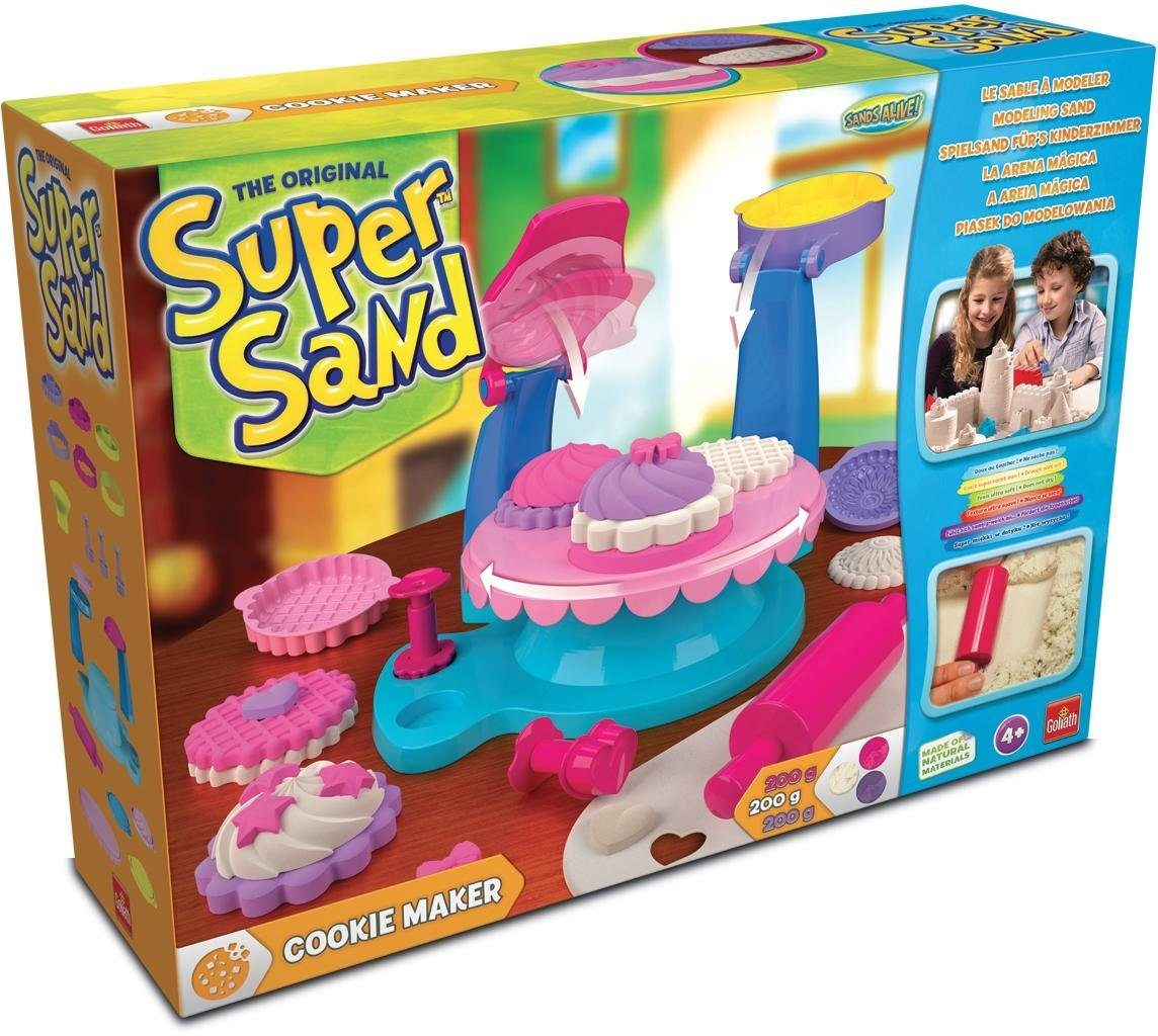 Goliath Kreativspiel, »Super Sand Cookie Maker«