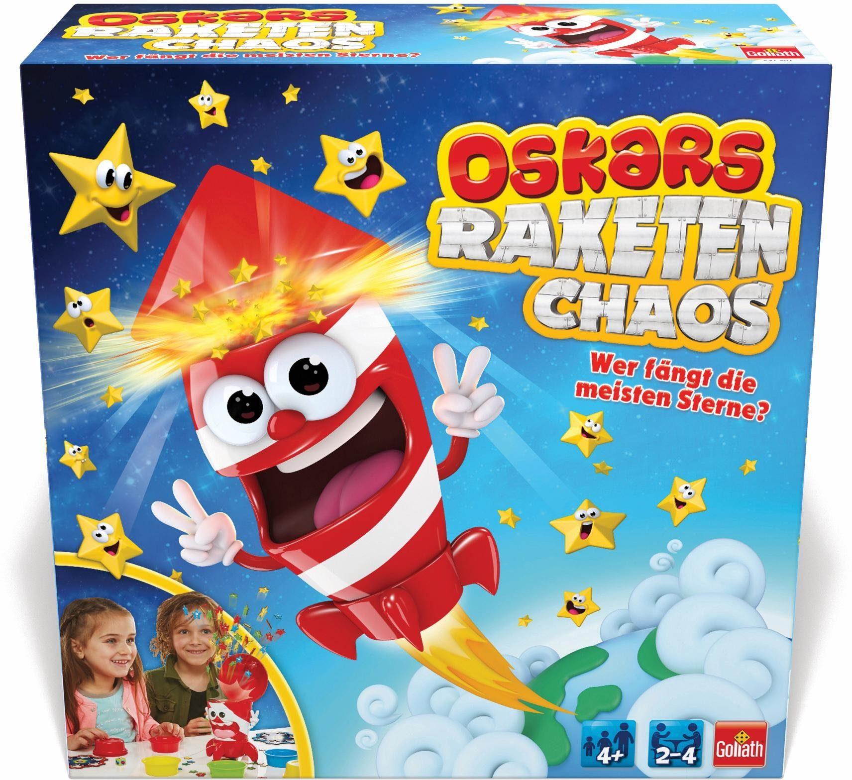 Goliath Kinderspiel, »Oskars Raketen Chaos«