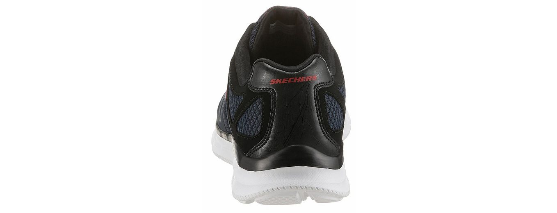 Skechers Defend Sneaker, mit Struktur