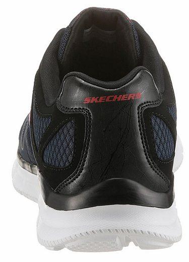 Skechers Défendre Sneaker, Avec Structure