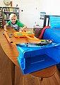 Hot Wheels Autorennbahn »Hot Wheels® Track Builder Super-Stuntbox«, Bild 2