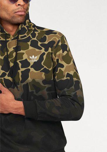adidas Originals Kapuzensweatshirt CAMO HOODIE, Mit Farbverlauf