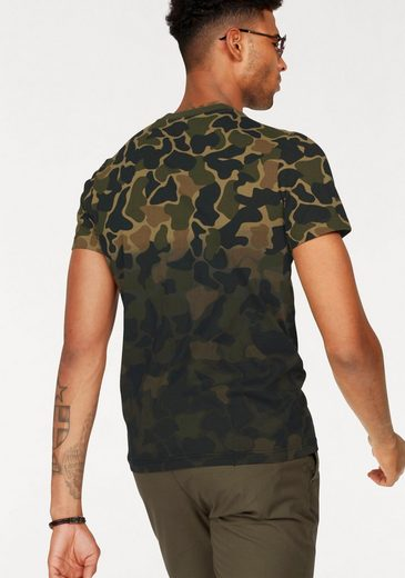 adidas Originals T-Shirt CAMO TEE, Mit Farbverlauf