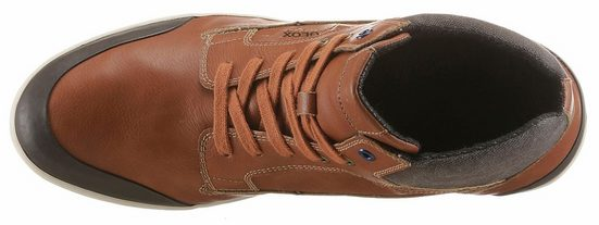 Geox Lace-up Boots, The Material Mix