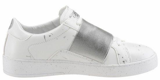Bugatti Slip-On Sneaker, mit Gummizug über dem Rist