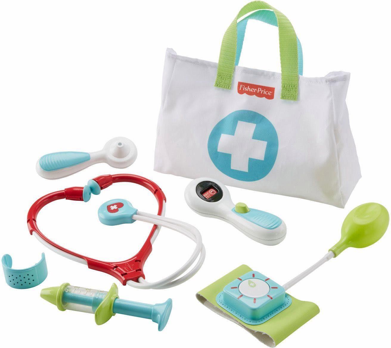 Fisher Price Arztkoffer für Kinder, »Arzttasche«