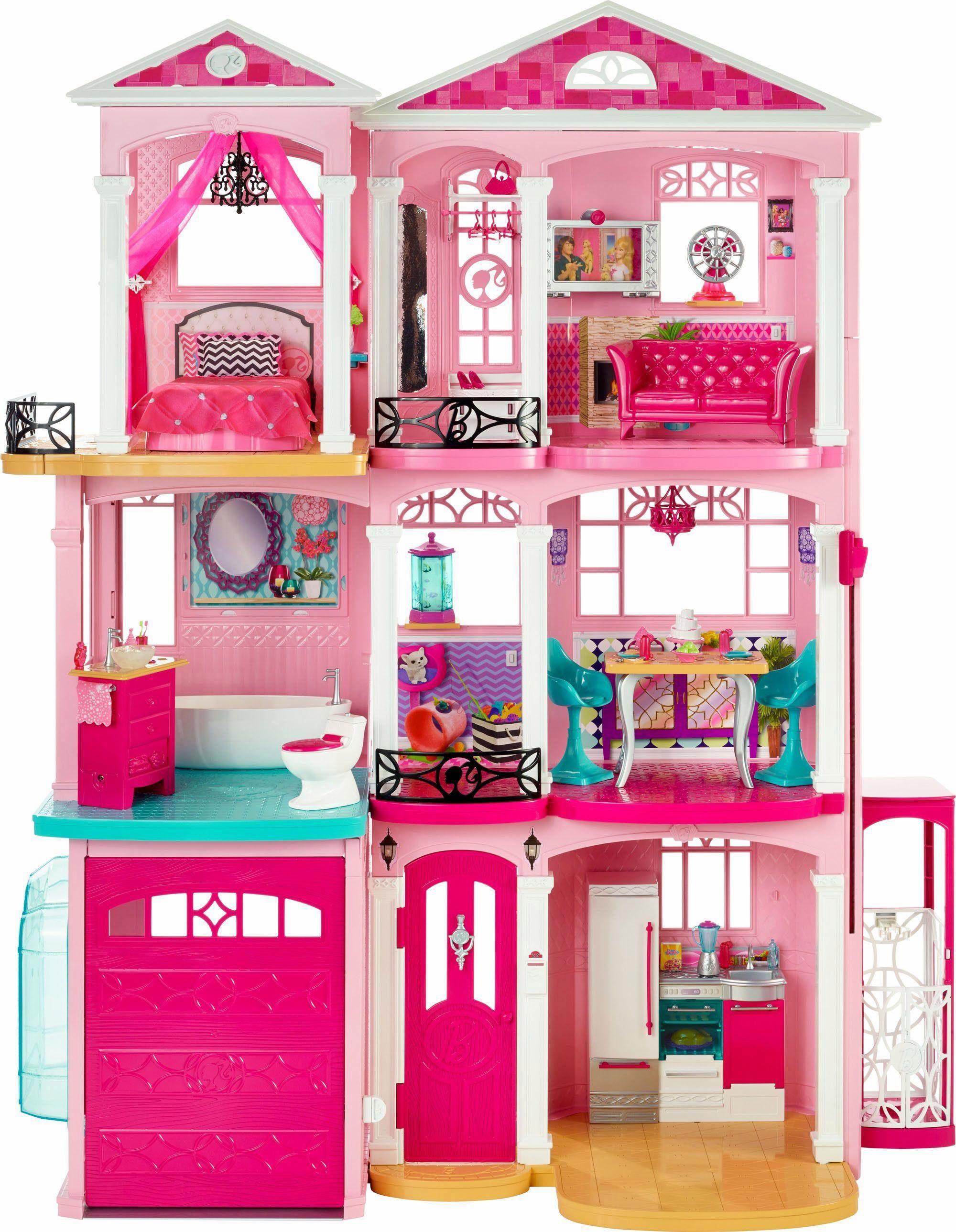 Mattel Puppenhaus, »Barbie, Traumvilla«