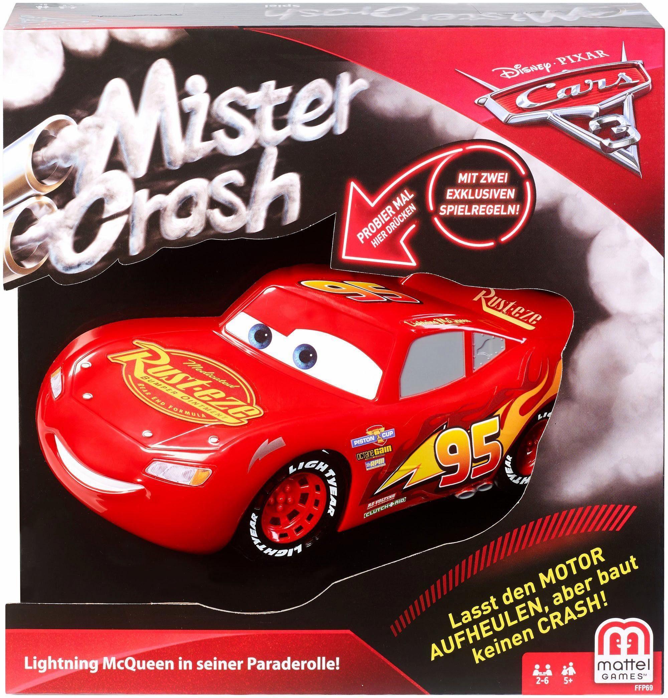 Mattel Kartenspiel, »Mattel Games Cars - Mister Crash«