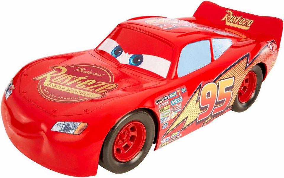 Mattel Spielfahrzeug, »Disney Cars 3 Lightning McQueen« online ...